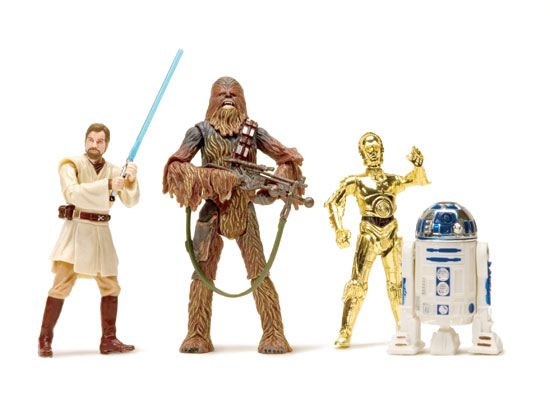 All Star Wars Toys : Most influential toys of all generations good news