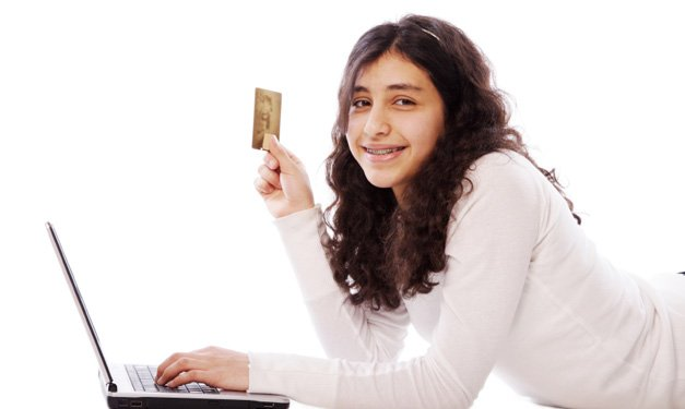teenagers should have their personal credit cards College students are terrible with finances and they should never open up a credit card if you  they'll have their hands full  wife and two teenage kids.